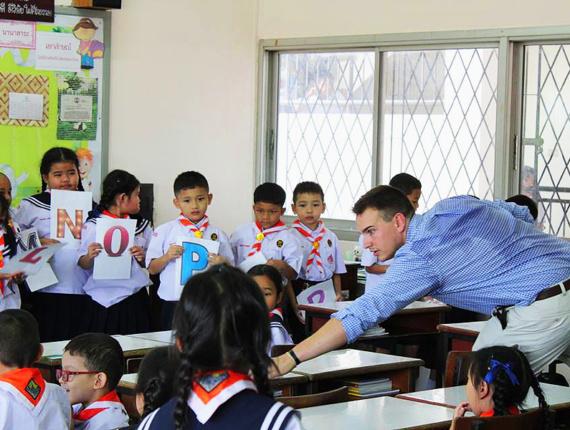 Teaching jobs Thailand | Teaching Job Recruitment Agency