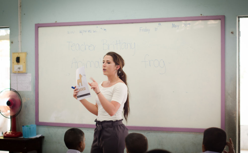 Teaching jobs Thailand | Teaching Job Recruitment Agency